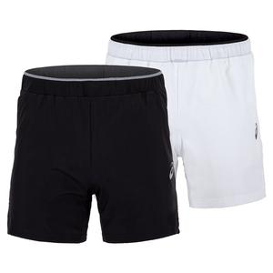 Men`s No Liner Sprinter 7 Inch Tennis Short