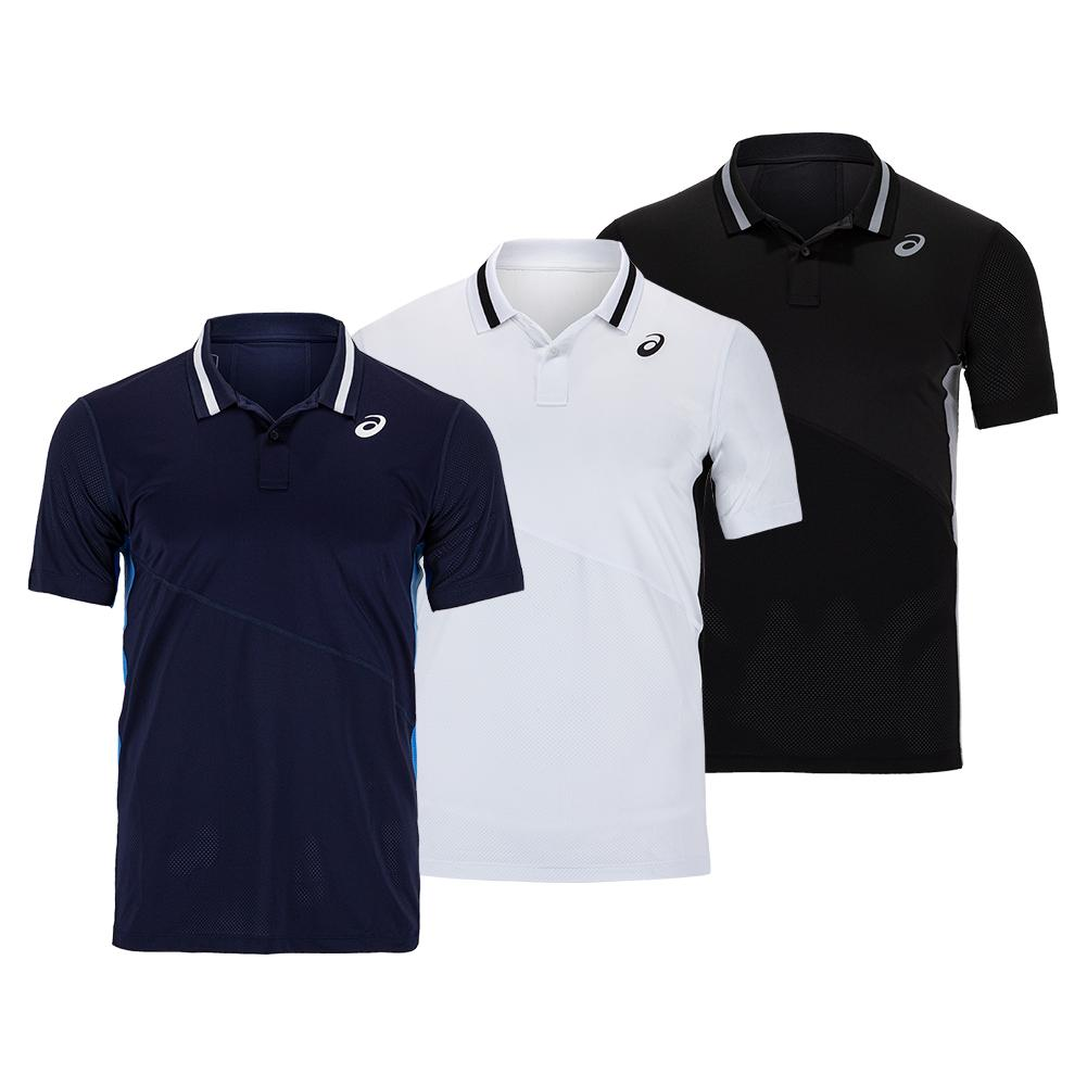 Men's Club Tennis Polo