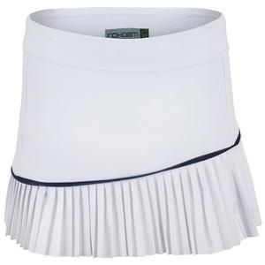 Women`s Ava Pleated 13.5 Inch Tennis Skort
