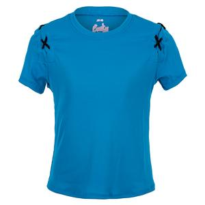 Girls` XO XO Short Sleeve Tennis Top