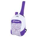 Club Junior Tennis Backpack 167_WHITE/PURPLE