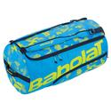 Playformance XL Tennis Duffle Bag 325_BLUE/YELLOW_LIME