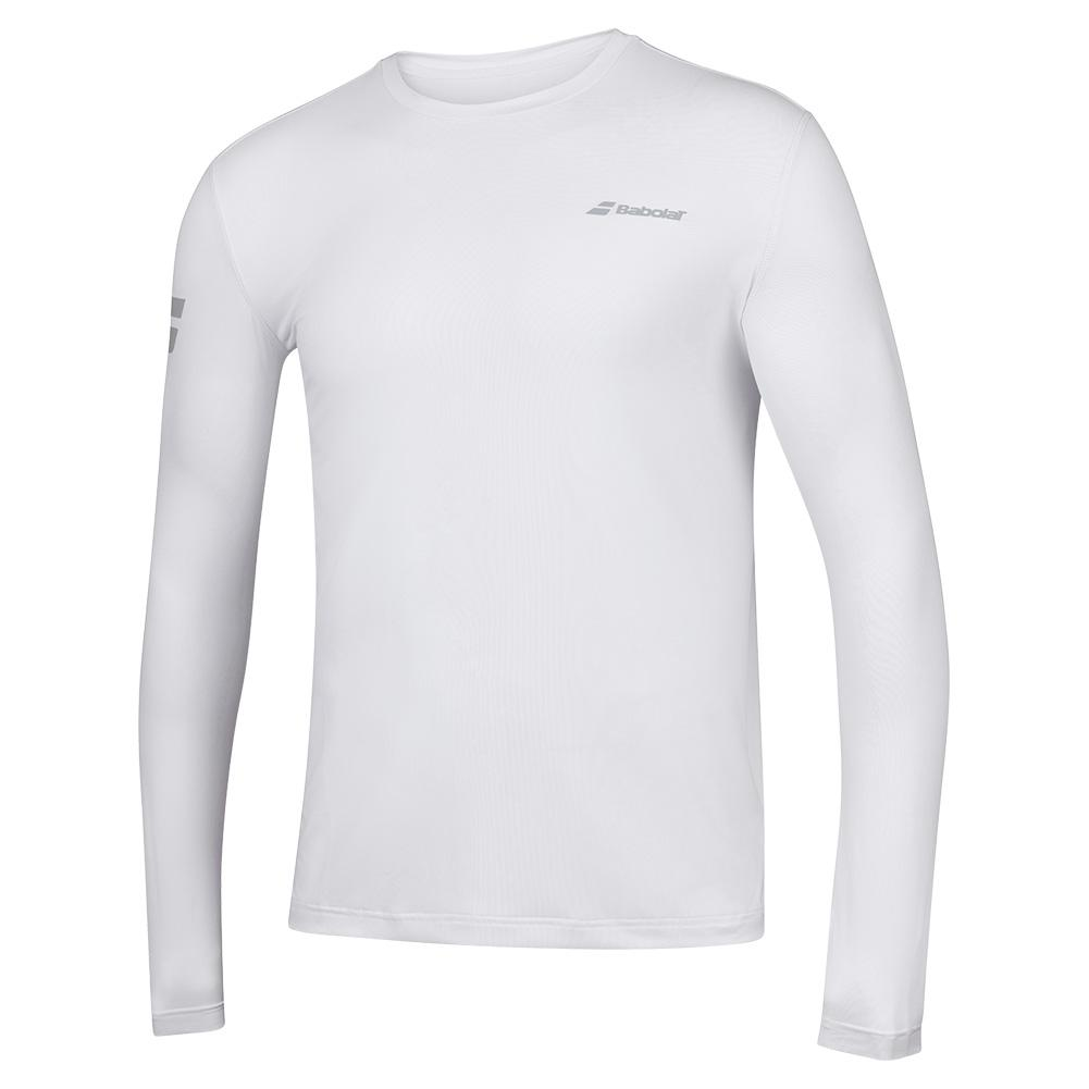 Men's Play Long Sleeve Tennis Top