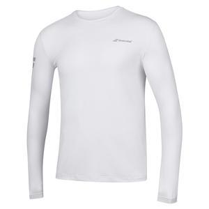 Men`s Play Long Sleeve Tennis Top