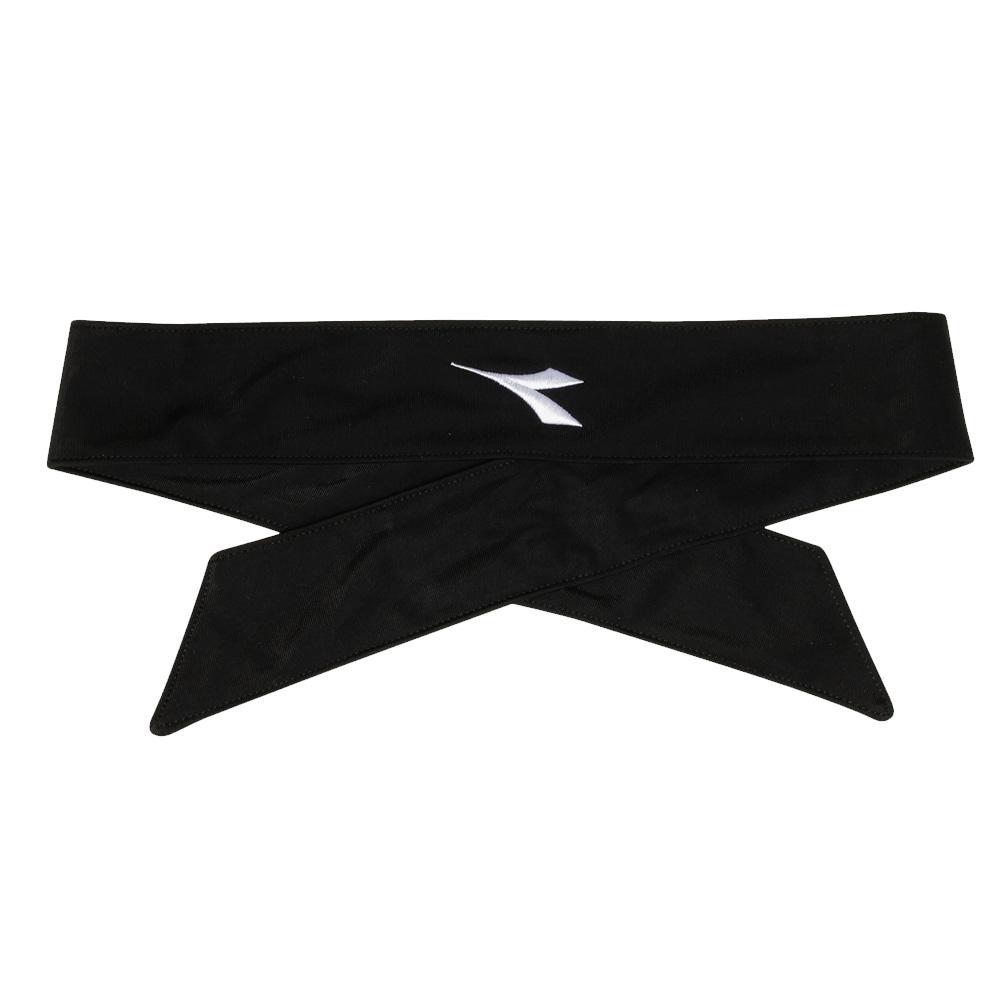 Pro Tennis Headband Black