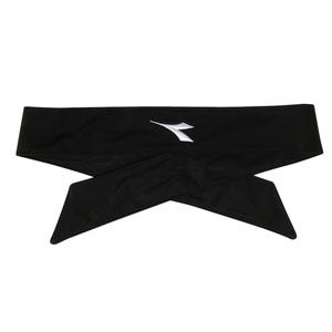 Pro Tennis Headband Black