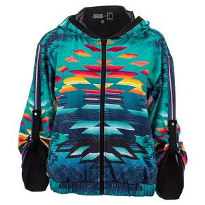 Women`s Desert Bloom Tennis Jacket