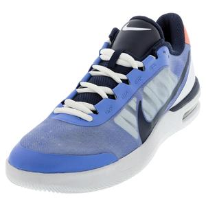Women`s Air Max Vapor Wing MS Tennis Shoes Royal Pulse and Obsidian