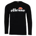 Men`s SL Grazie Tennis Long Sleeve 001_BLACK