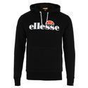 Men`s SL Gottero Hooded Tennis Sweatshirt 001_BLACK