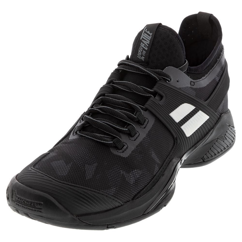 Men's Propulse Rage All Court Tennis Shoes Black