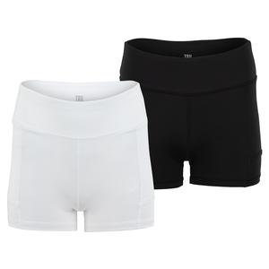 Women`s Antonia 3.5 Inch Compression Short