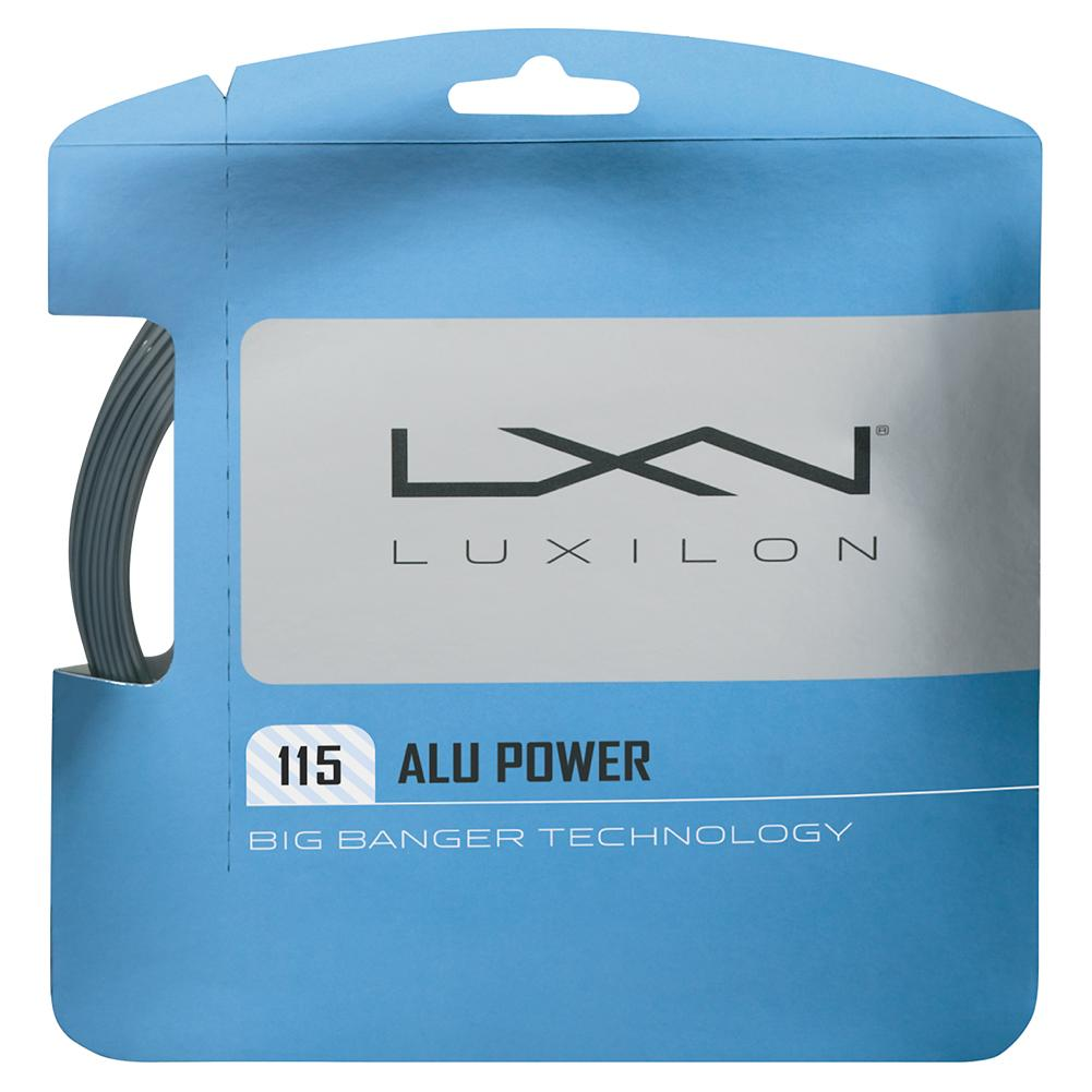 Alu Power 115 Silver Tennis String