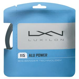ALU Power 115 Silver Tennis String