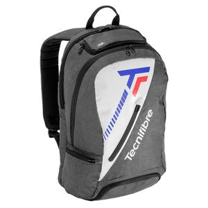 Team ICON Tennis Backpack Gray and White