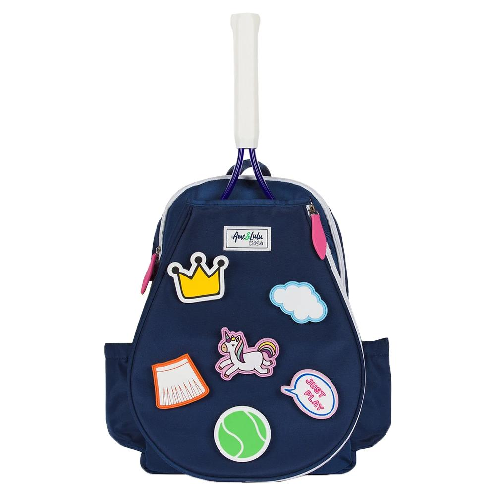 Juniors ` Little Patches Tennis Backpack