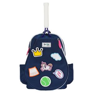 Juniors` Little Patches Tennis Backpack