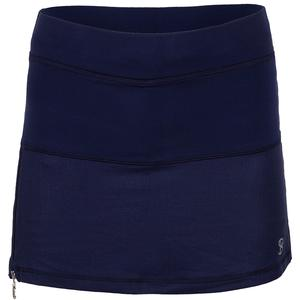 Women`s 14 Inch Tennis Skort Navy