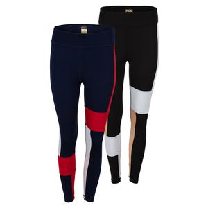 Womens`s Basia 7/8 Performance Legging