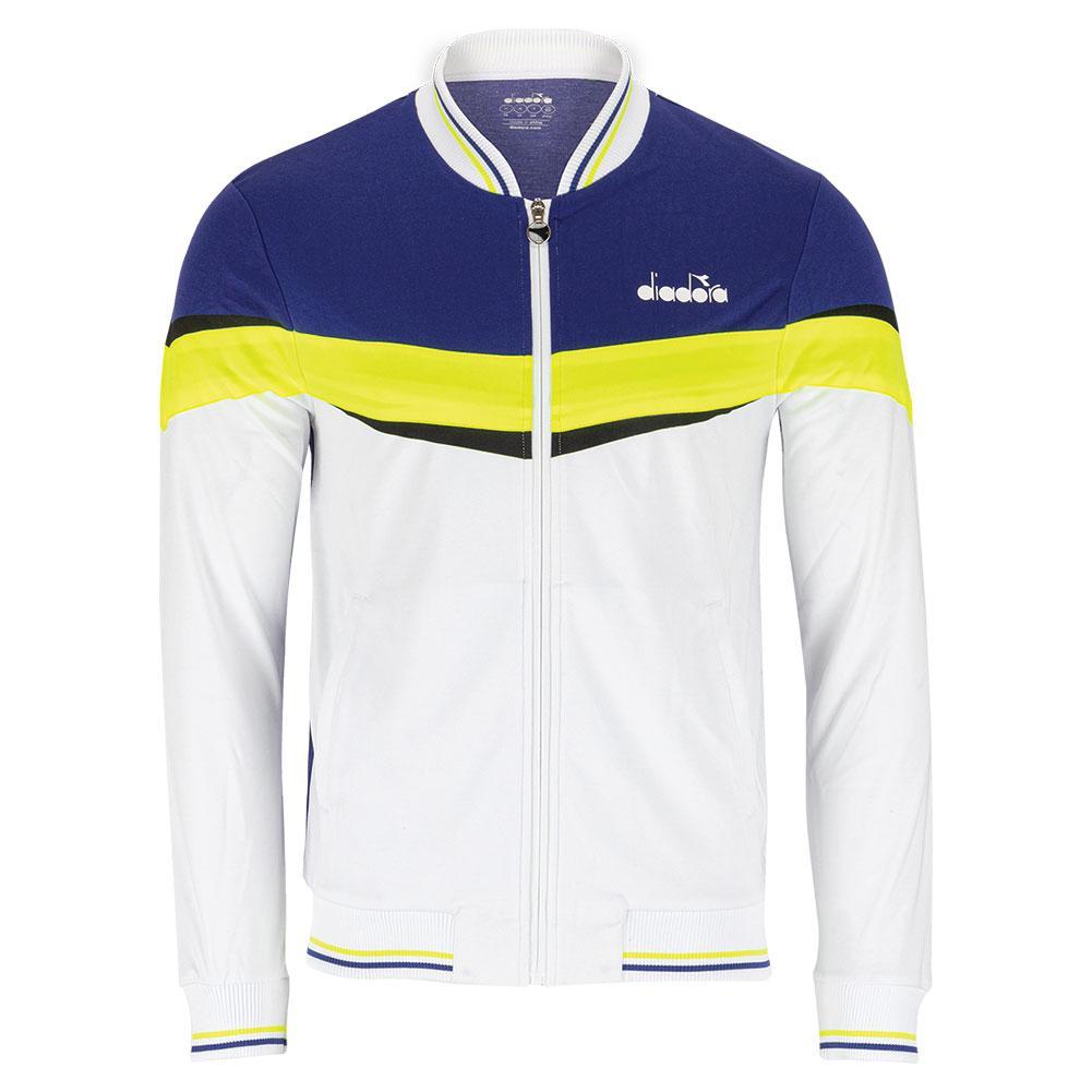 Men's Full Zip Tennis Jacket