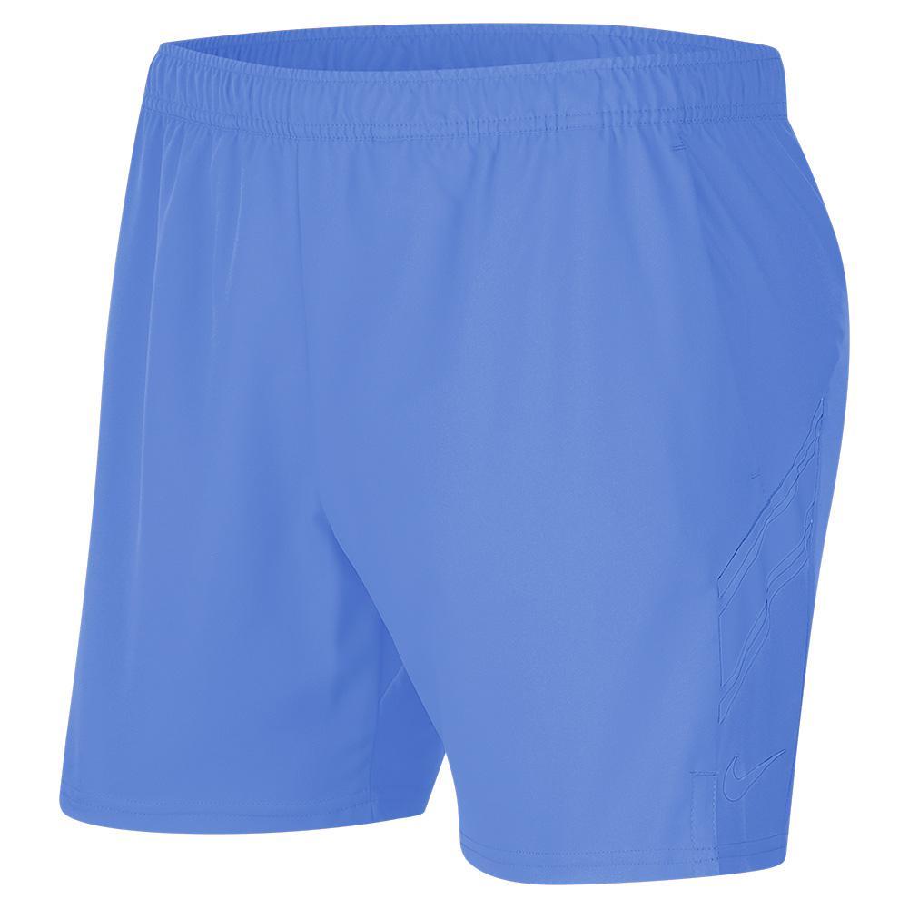 Men's Court Dry 7 Inch Tennis Short