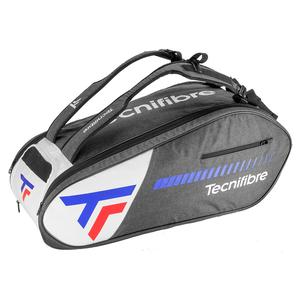 Team ICON 9R Tennis Bag Gray and White