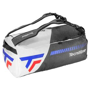 Team ICON Rackpack L Tennis Bag Gray and White