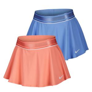 Girls` Court Flouncy Tennis Skort