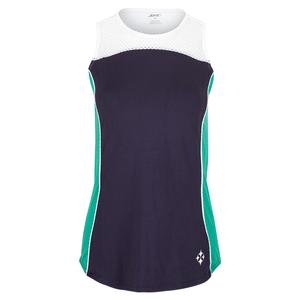 Women`s Diamond Tennis Tank