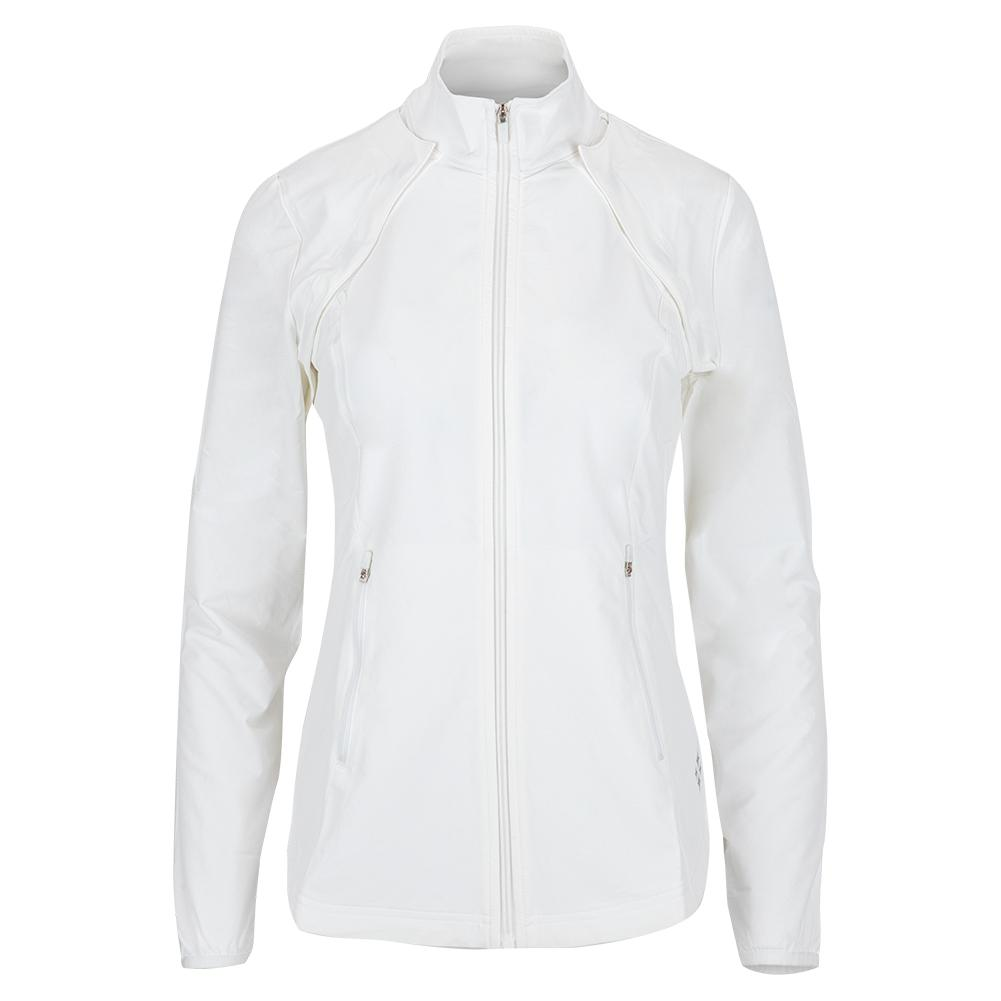 Women's Tennis Wind Jacket With Removeable Sleeves