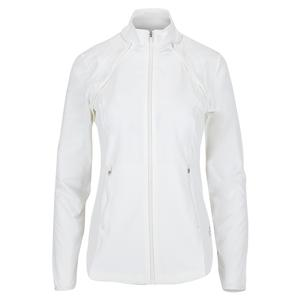 Women`s Tennis Wind Jacket with Removeable Sleeves