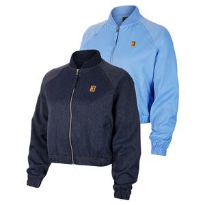 Women`s Paris Team Court Tennis Jacket