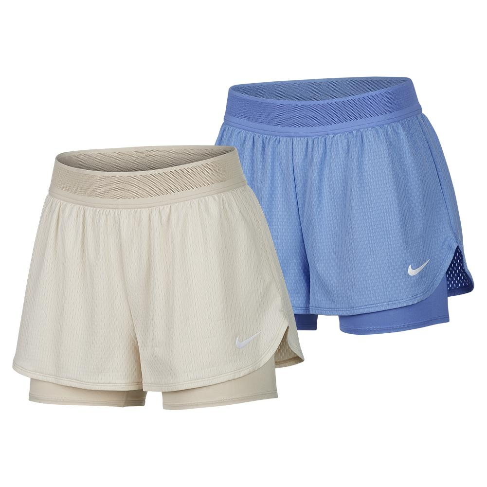 Women's Court Dry Elevated Essentials Flex Tennis Short