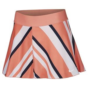 Women`s Court Flouncy Printed Tennis Skort