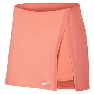 Women`s Court Dry Elevated Essentials Straight Tennis Skort