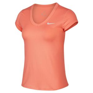 Women`s Court Dry Short Sleeve Tennis Top