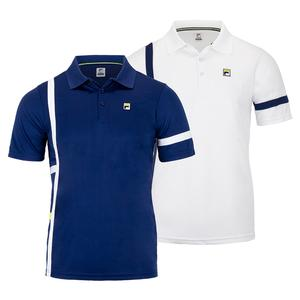 Men`s PLR Singles Tennis Polo