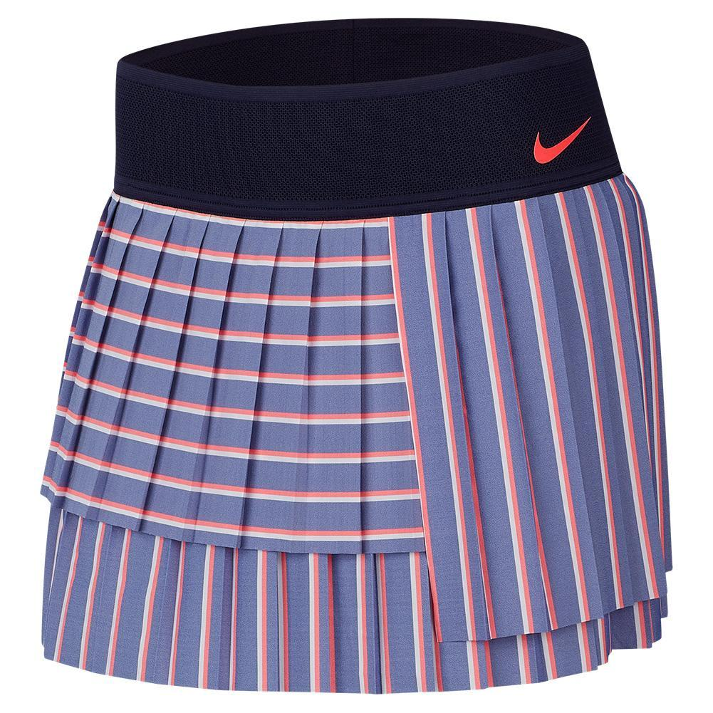 Women's Paris Team Court Slam Tennis Skort