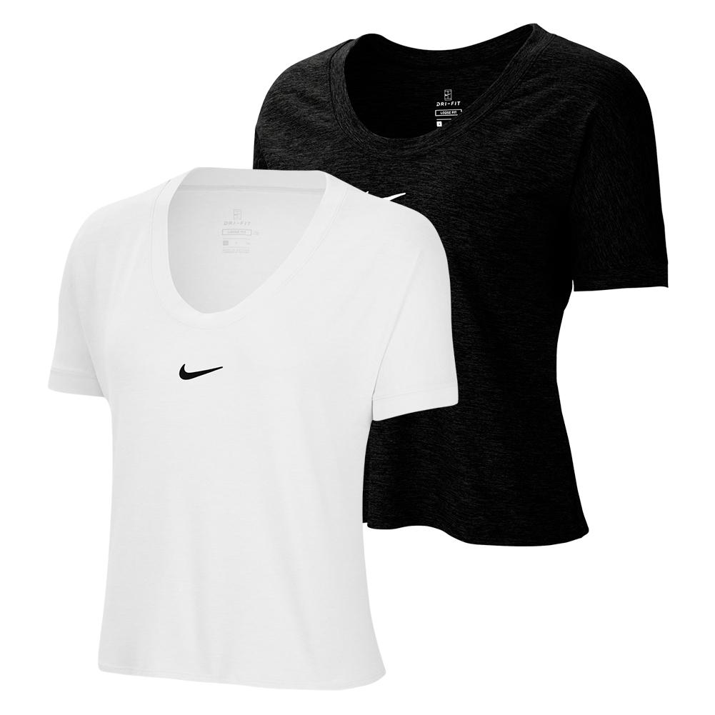 Women's Court Dry Elevated Essentials Tennis Top