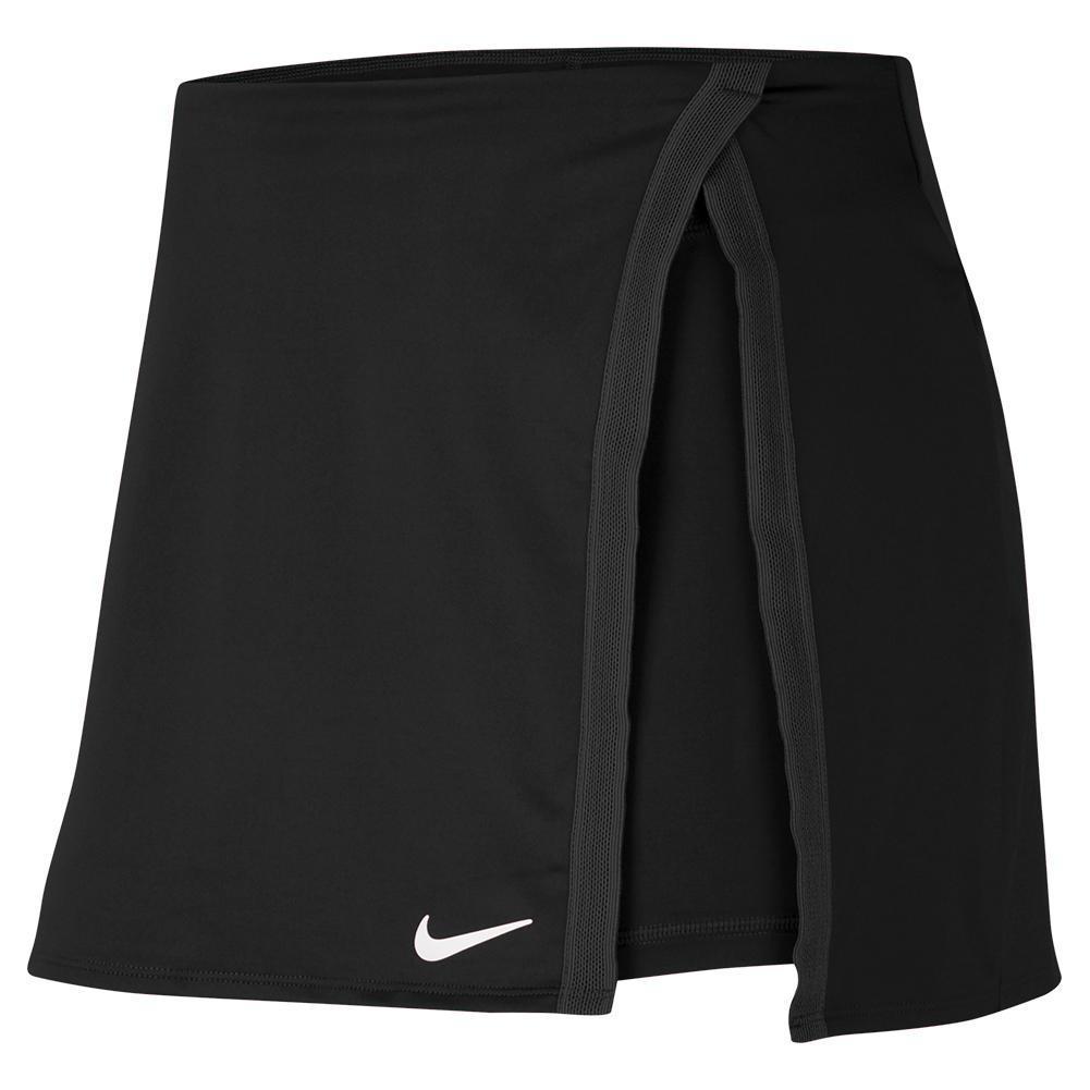 Women's Court Dry Elevated Essentials Straight Tennis Skort