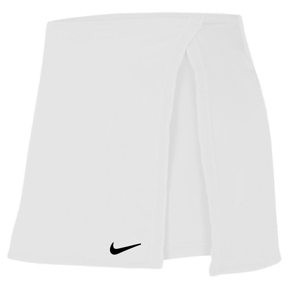 Women's Court Dry Elevated Essentials Tall Straight Tennis Skort