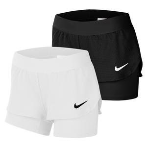 Girls` Court Flex Tennis Short