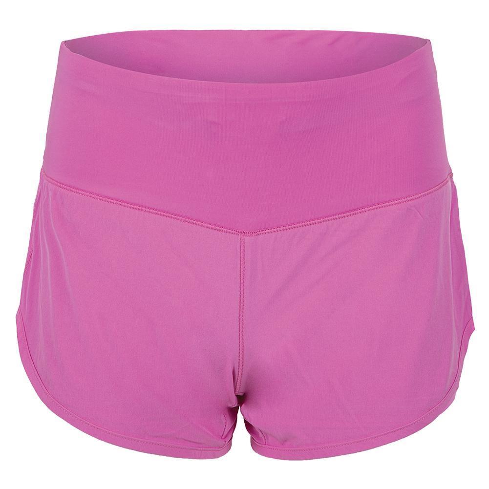 Women's Essentials Stretch Woven 4 Inch Tennis Short