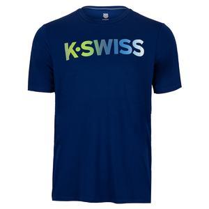 Men`s Hypercourt K-Swiss Tennis Tee