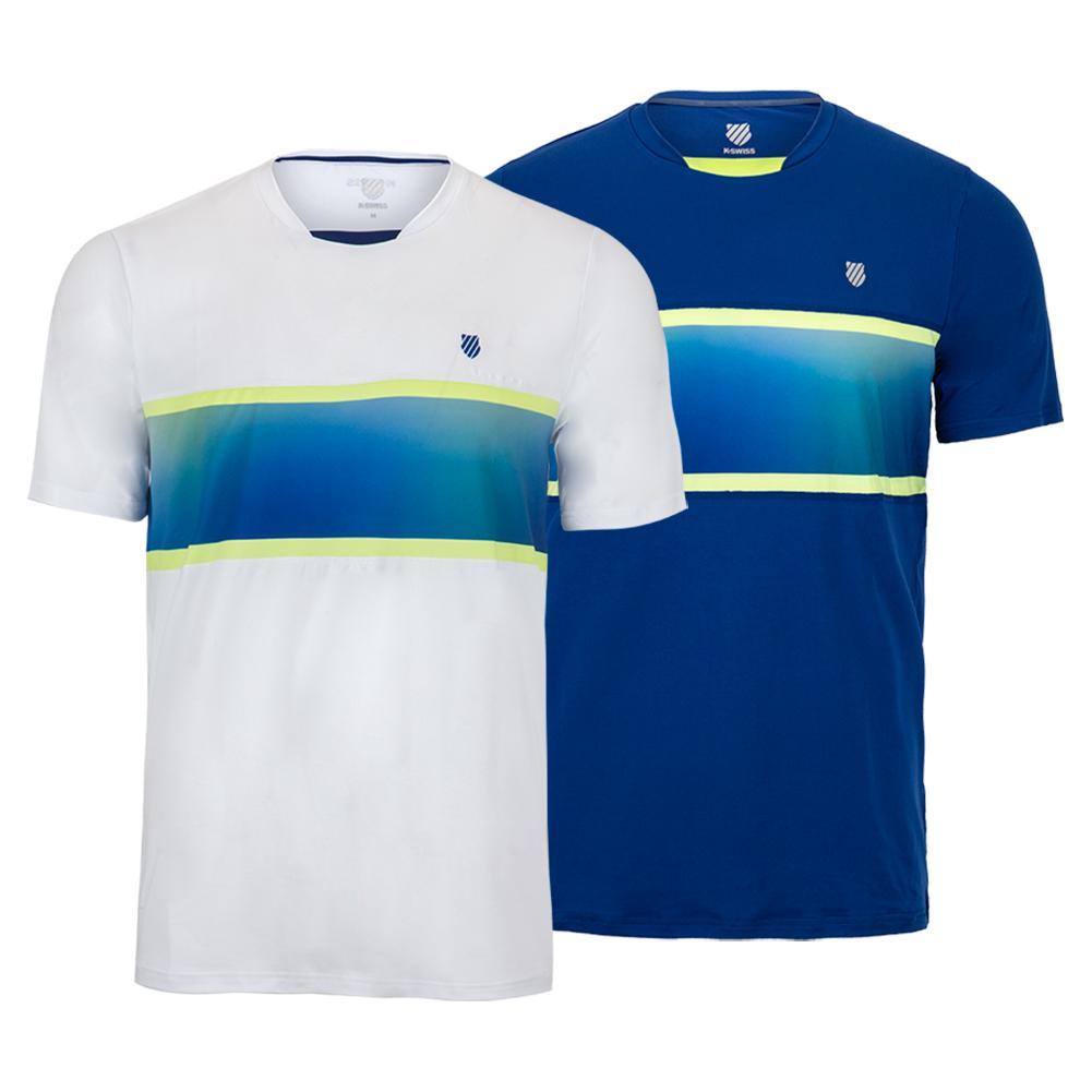 Men's Hypercourt Express Tennis Crew Tee 2