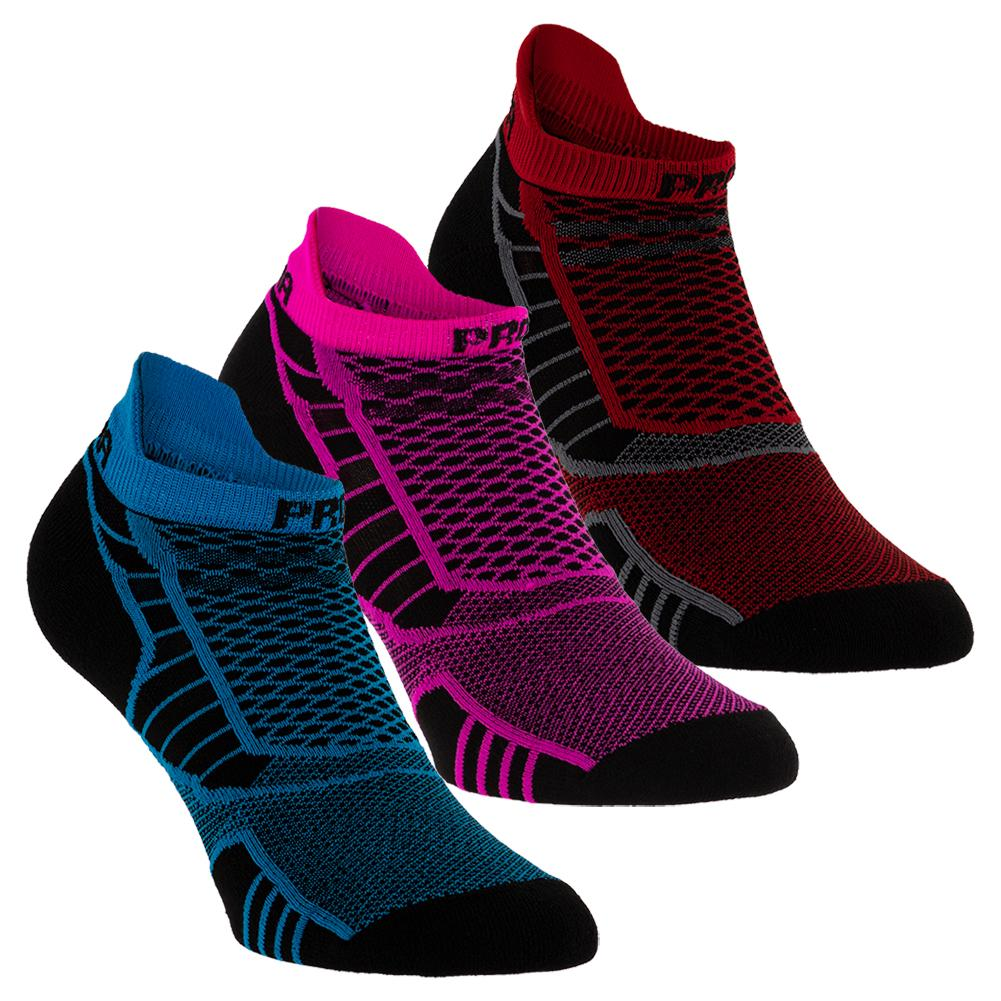 Experia Prolite No Show Tab Tennis Socks