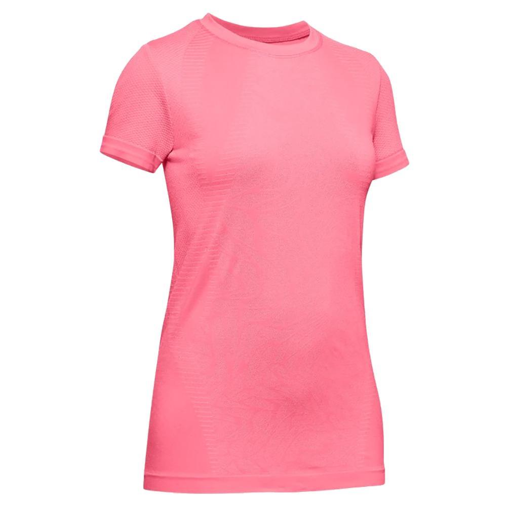 Girls'seamless Short Sleeve T- Shirt