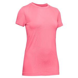 Girls` Seamless Short Sleeve T-Shirt