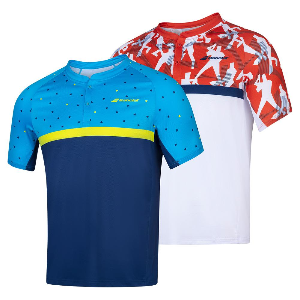 Men's Compete Tennis Polo