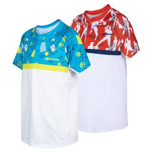 Boys` Compete Tennis Polo